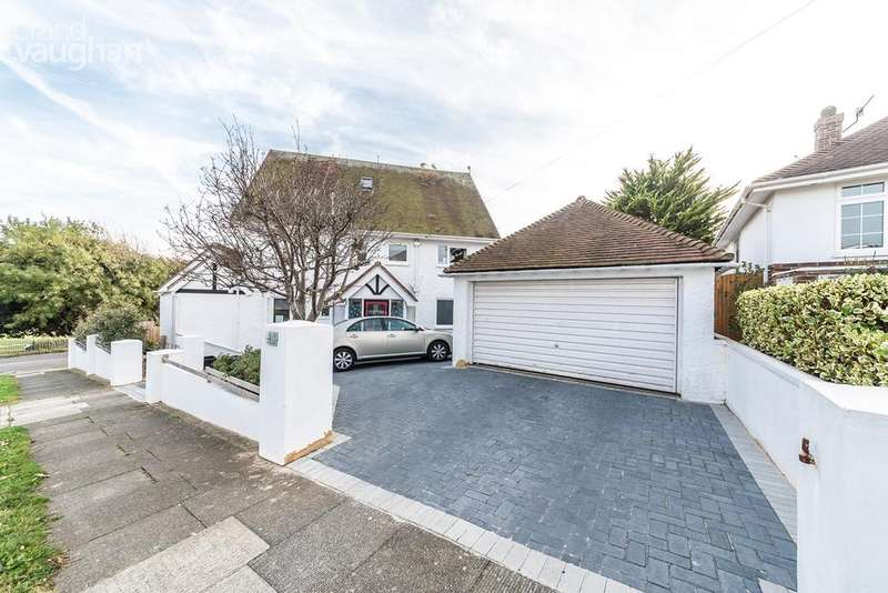 5 Bedrooms Detached House for sale in Founthill Avenue, Saltdean, Brighton, BN2