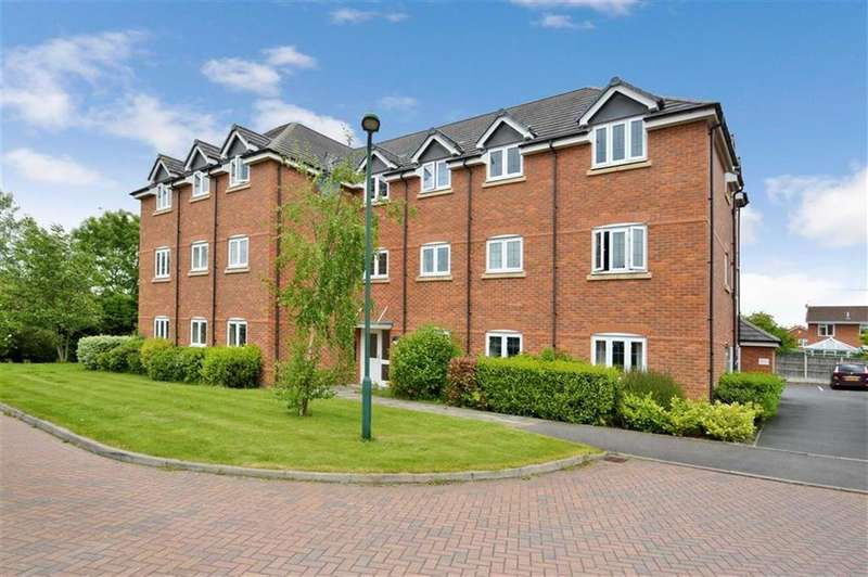 2 Bedrooms Apartment Flat for sale in 8, Drake Close, Shrewsbury, SY2