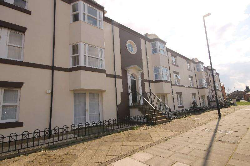 2 Bedrooms Flat for sale in St Marys Court, Hartlepool