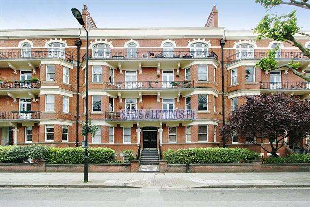 3 Bedrooms Flat for sale in Biddulph mansions, Elgin Avenue, London