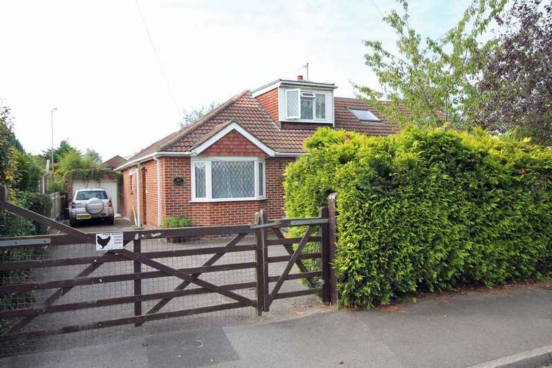 4 Bedrooms Chalet House for sale in Admirals Road, Locks Heath SO31