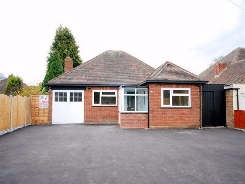 4 Bedrooms Detached Bungalow for sale in Plants Brook Road, Sutton Coldfield, West Midlands