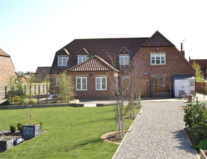5 Bedrooms Detached House for sale in Station Road, Hutton Cranswick, East Yorkshire
