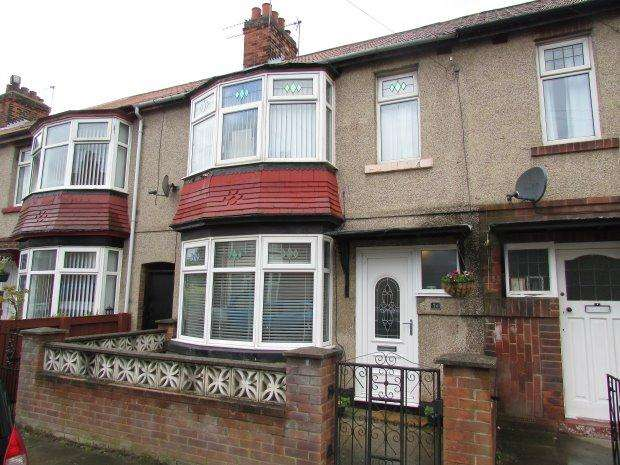 3 Bedrooms Terraced House for sale in BELMONT GARDENS, PARK ROAD, HARTLEPOOL