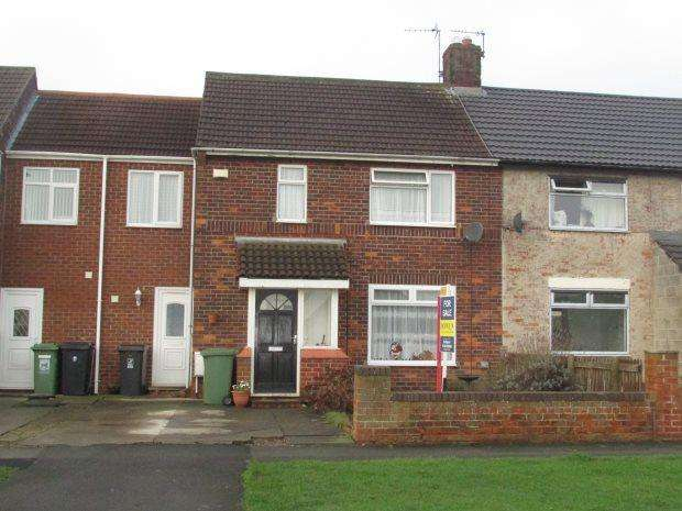 4 Bedrooms Terraced House for sale in QUEENSLAND ROAD, STOCKTON ROAD, HARTLEPOOL