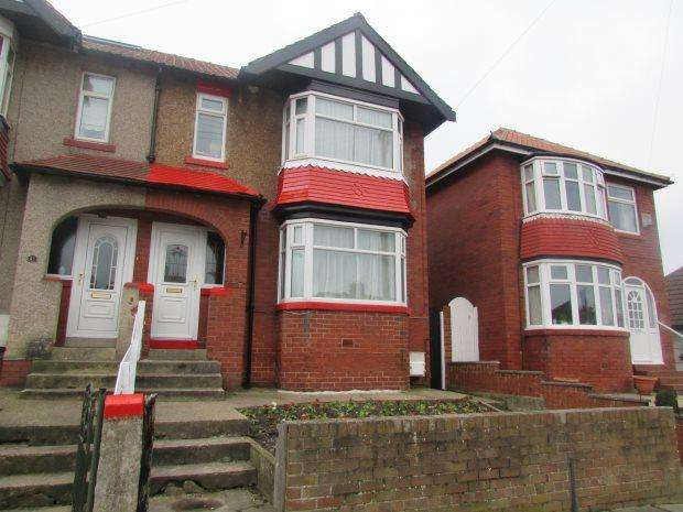 3 Bedrooms Semi Detached House for sale in RYEHILL GARDENS, HART LANE, HARTLEPOOL