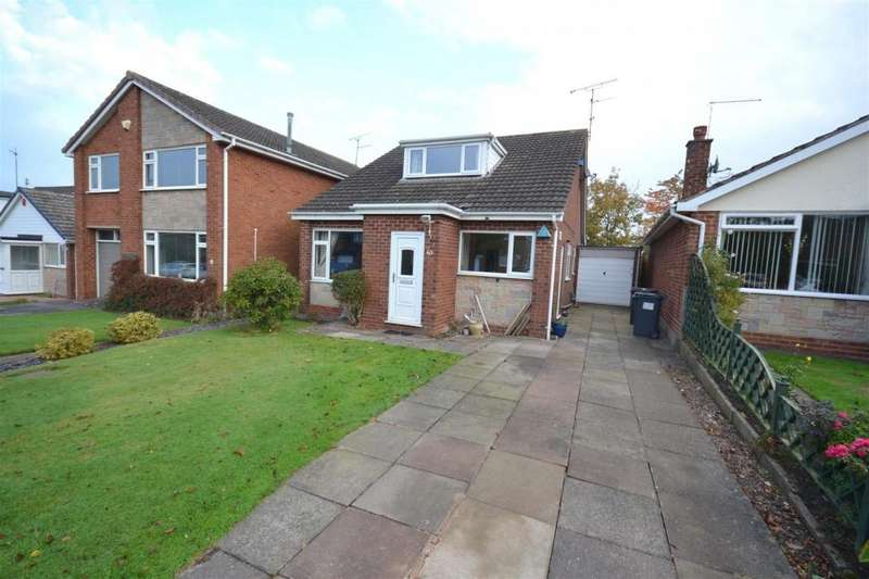 3 Bedrooms Detached Bungalow for sale in Paris Avenue, The Westlands, Newcastle under Lyme