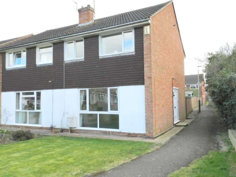 3 Bedrooms Semi Detached House for sale in Up Hatherley