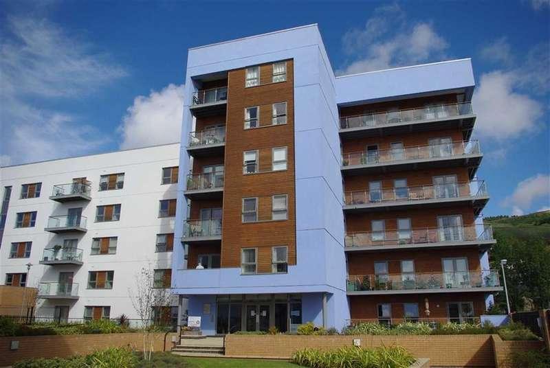 2 Bedrooms Retirement Property for sale in Mariners Court, Lambert Road, Swansea