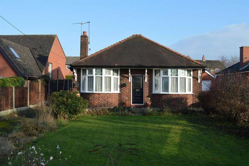2 Bedrooms Detached Bungalow for sale in Padgbury Lane, Congleton