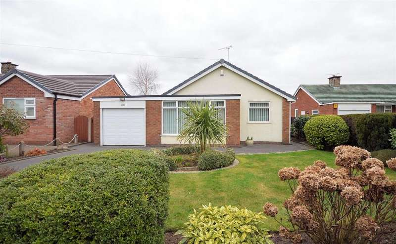 2 Bedrooms Detached Bungalow for sale in Middlewich Road, Sandbach