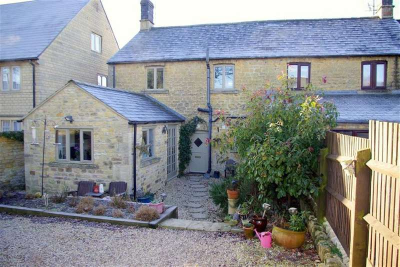 3 Bedrooms End Of Terrace House for sale in Station Villas, Bourton-on-the-Water, Gloucestershire