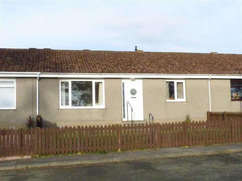 2 Bedrooms Bungalow for sale in Stratheden Court, Cupar, Fife