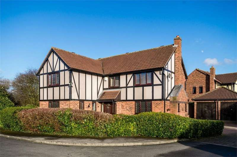 5 Bedrooms Detached House for sale in Dawnay Garth, Shipton by Beningbrough, York