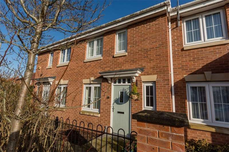 3 Bedrooms Terraced House for sale in Old School Walk, Beckfield Lane, York