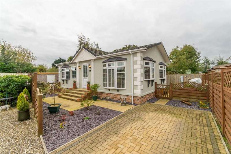 2 Bedrooms Park Home Mobile Home for sale in Elm Avenue, Acaster Malbis, Acaster Malbis, York
