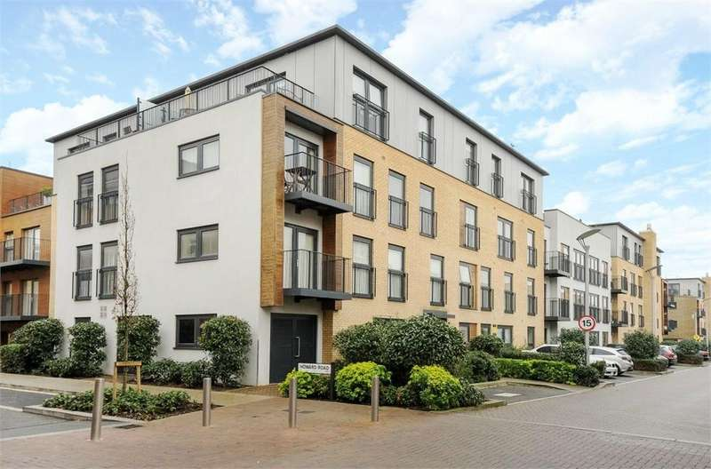 3 Bedrooms Flat for sale in Bletchley Court, Hitchin Lane, Stanmore, Greater London