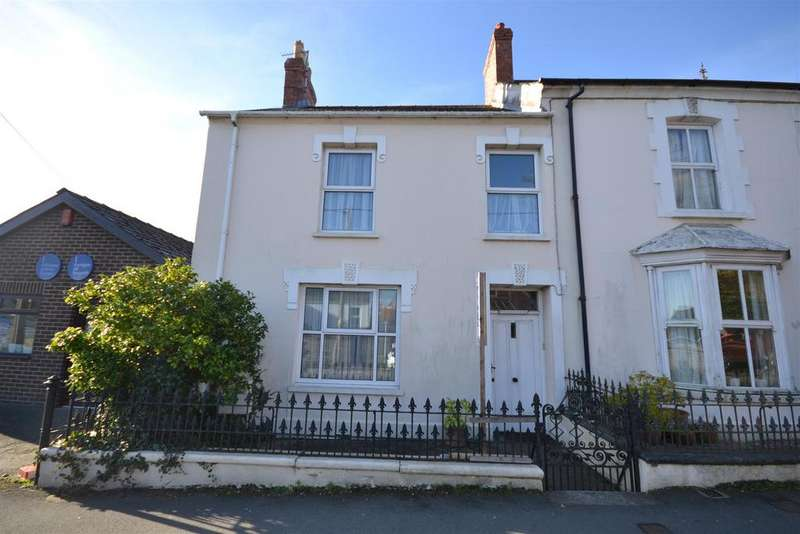 4 Bedrooms Semi Detached House for sale in Cardigan