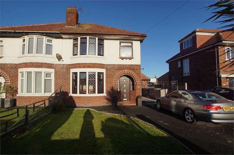 3 Bedrooms Semi Detached House for sale in Church Road, St. Annes, Lancashire