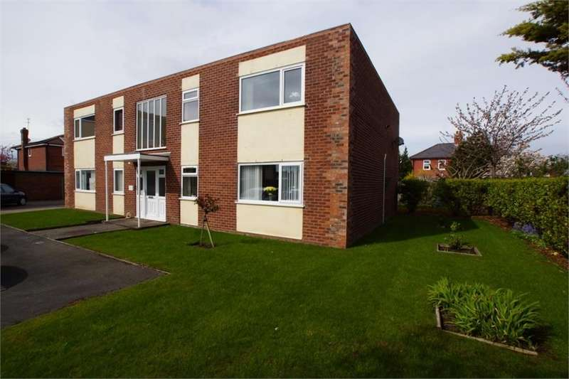 2 Bedrooms Flat for sale in Rutland Court, Ansdell, Lancashire