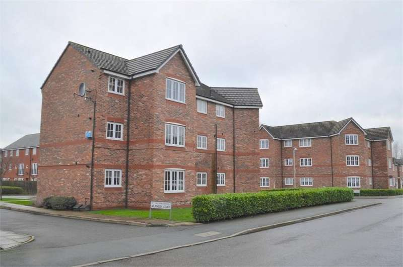 2 Bedrooms Flat for sale in Wilkinson Way, Winsford, Cheshire