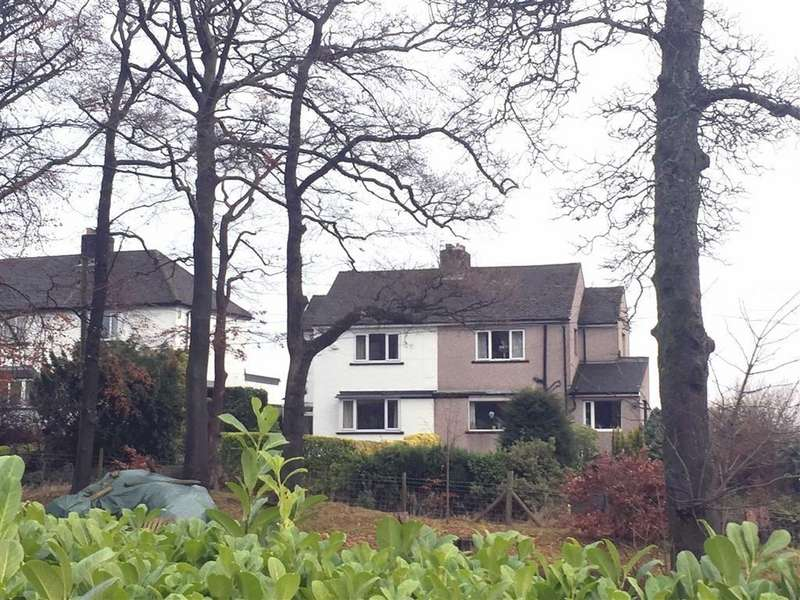 2 Bedrooms Semi Detached House for sale in Fir Trees Lane, Higham, Lancashire