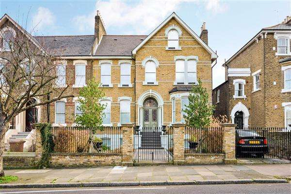 6 Bedrooms House for sale in Breakspears Road, London