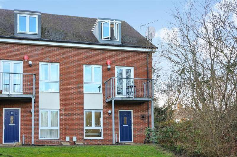 4 Bedrooms End Of Terrace House for sale in Leander Way, Hinksey Park
