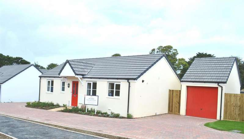 2 Bedrooms Detached Bungalow for sale in Goodleigh Rise