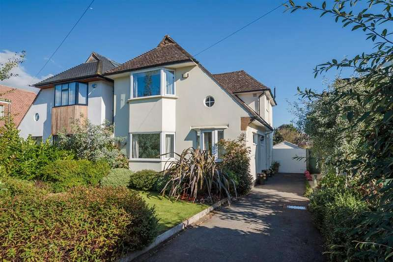3 Bedrooms Detached House for sale in Banbury Road, North Oxford