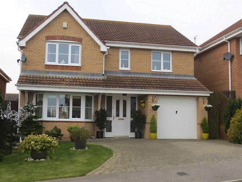 4 Bedrooms Detached House for sale in Langdon Close, Consett, Co Durham