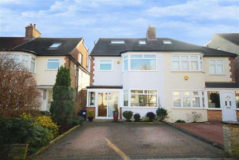 4 Bedrooms House for sale in Dalmeny Road, New Barnet, Hertfordshire