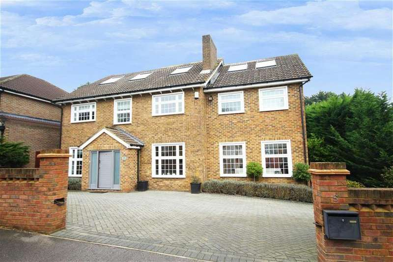 6 Bedrooms Detached House for sale in Greenacre Close, Hadley Highstone, Hertfordshire
