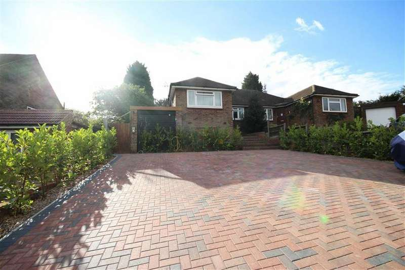 3 Bedrooms Bungalow for sale in Vyse Close, Arkley, Hertfordshire
