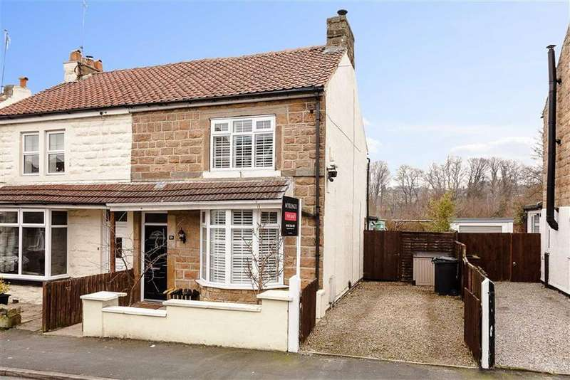 3 Bedrooms Semi Detached House for sale in Electric Avenue, Harrogate, North Yorkshire
