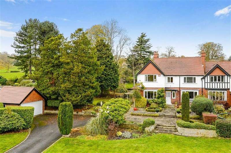 4 Bedrooms Semi Detached House for sale in Burn Bridge Road, Harrogate, North Yorkshire