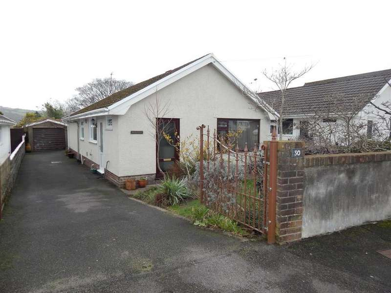 3 Bedrooms Detached Bungalow for sale in Cefn Road, Glais, Swansea