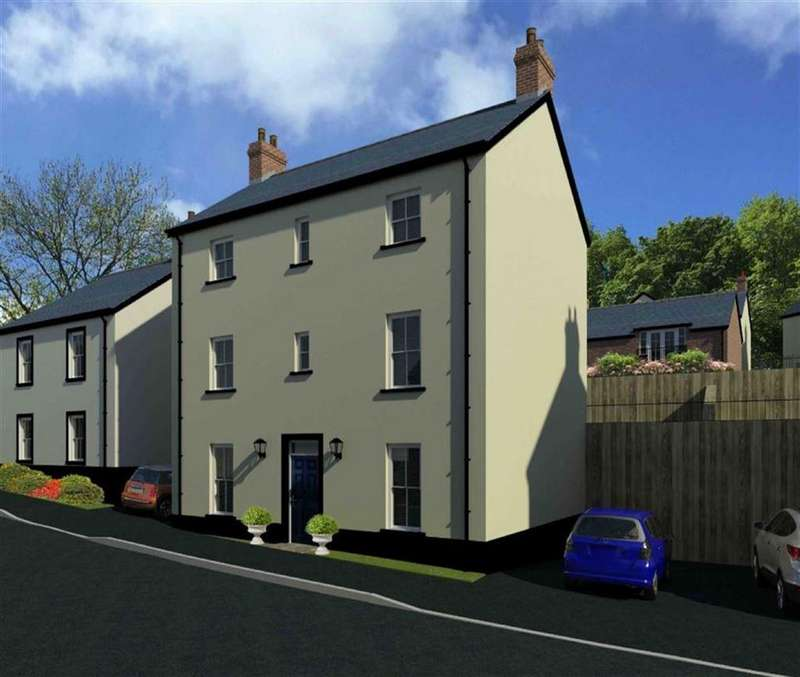 4 Bedrooms Detached House for sale in Woodland View, Blaenavon