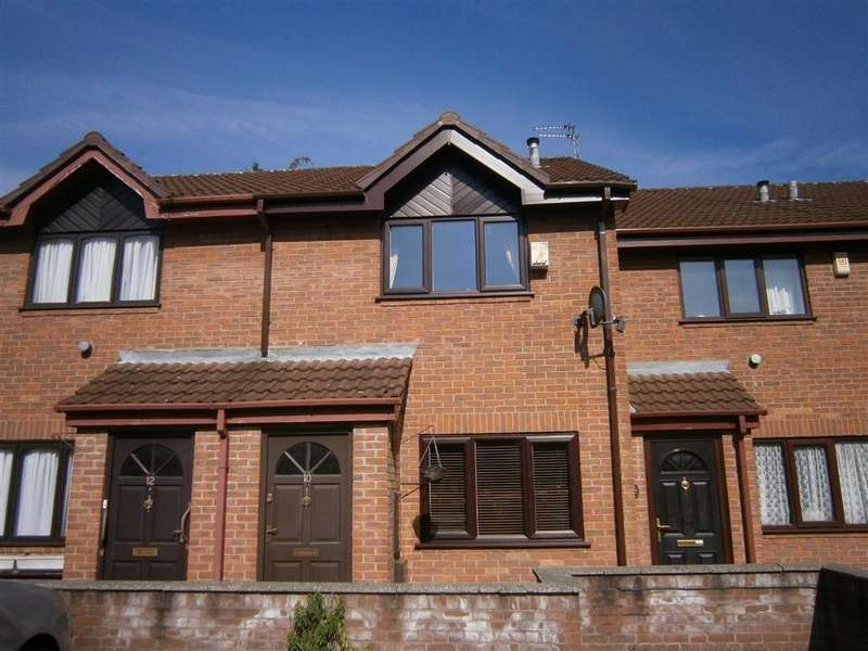 2 Bedrooms Terraced House for sale in Alvanley Close, Sale, M33
