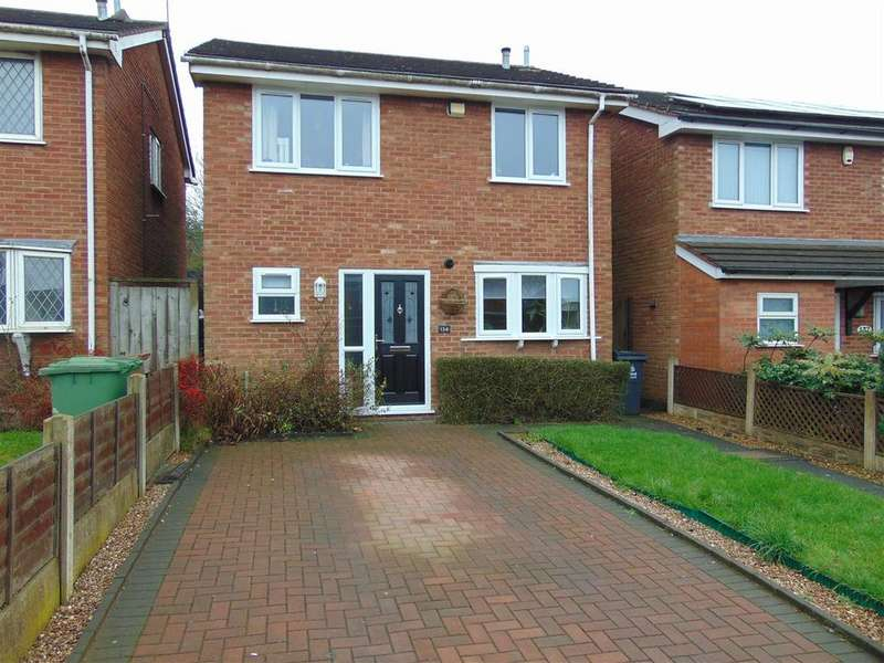 3 Bedrooms Detached House for sale in Lichfield Road, Walsall Wood