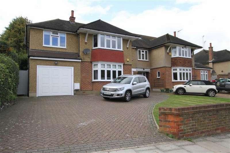 6 Bedrooms Semi Detached House for sale in Lyonsdown Road, New Barnet Barnet, Herts, EN5