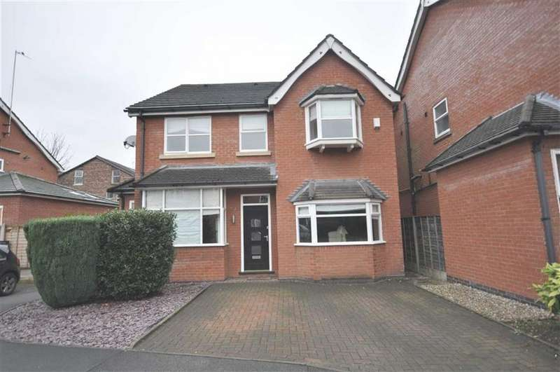 5 Bedrooms Detached House for sale in Meridian Place, Didsbury, Manchester, M20