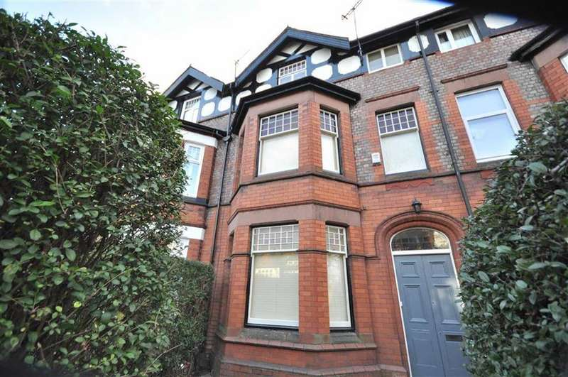 6 Bedrooms Terraced House for sale in Barlow Moor Road, Didsbury, Manchester, M20