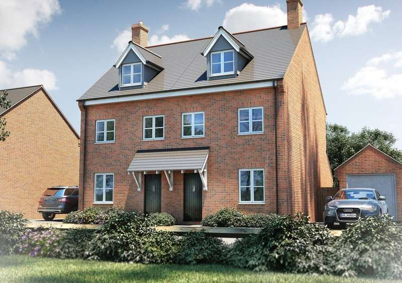 3 Bedrooms Semi Detached House for sale in Woodberry Down Way, Lyme Regis