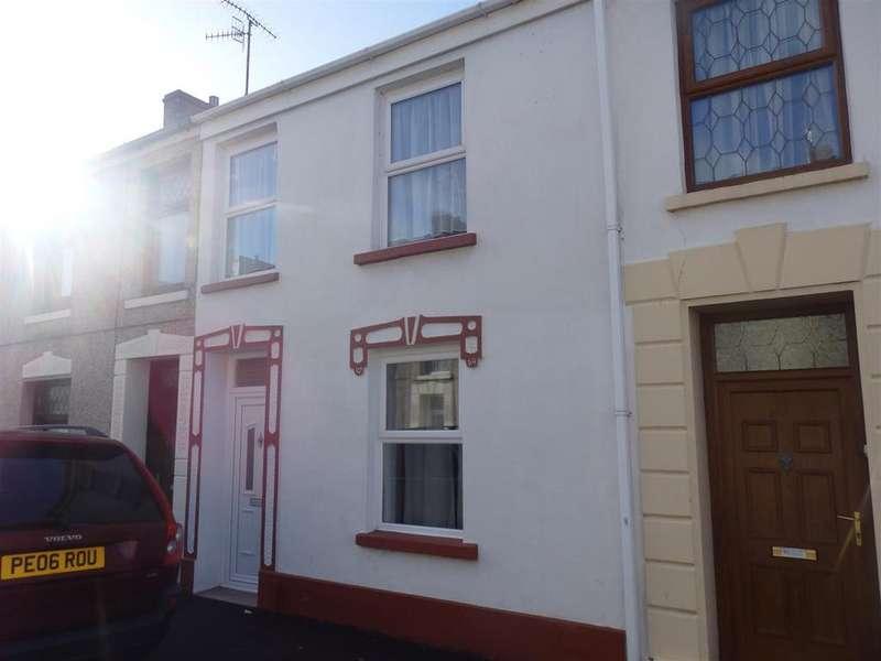 2 Bedrooms Terraced House for sale in Dillwyn Street, Llanelli