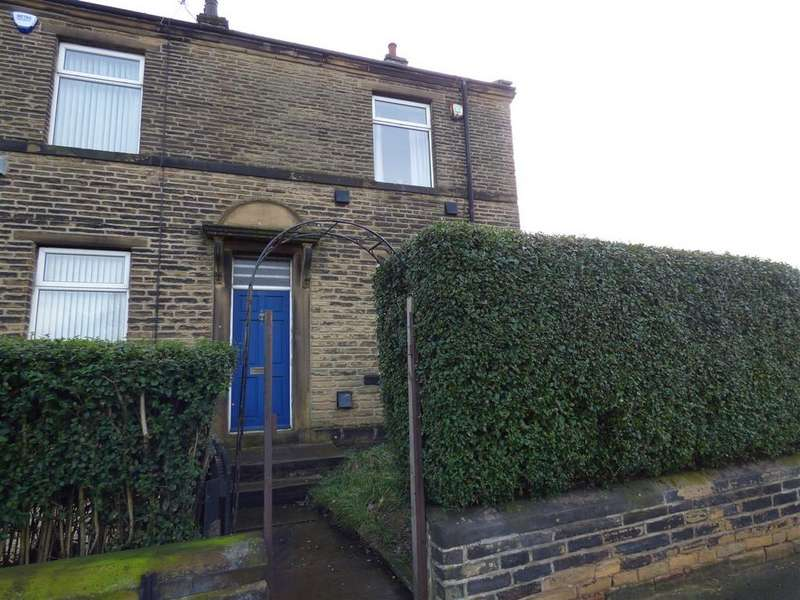2 Bedrooms End Of Terrace House for sale in Tong Street, Dudley Hill, BD4 9LX