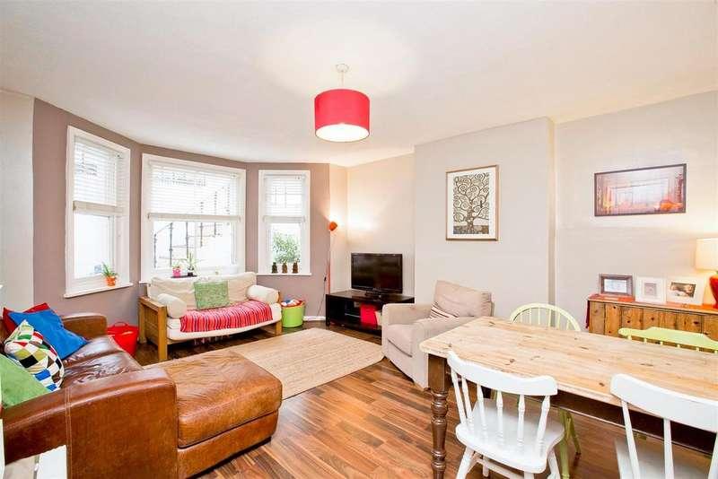 2 Bedrooms Flat for sale in Tisbury Road, Hove