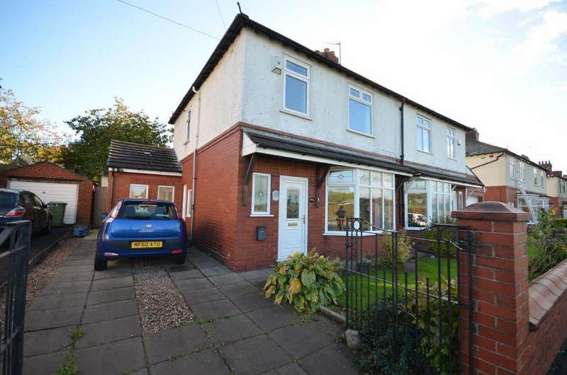 3 Bedrooms Semi Detached House for sale in Bishop Road, St Helens