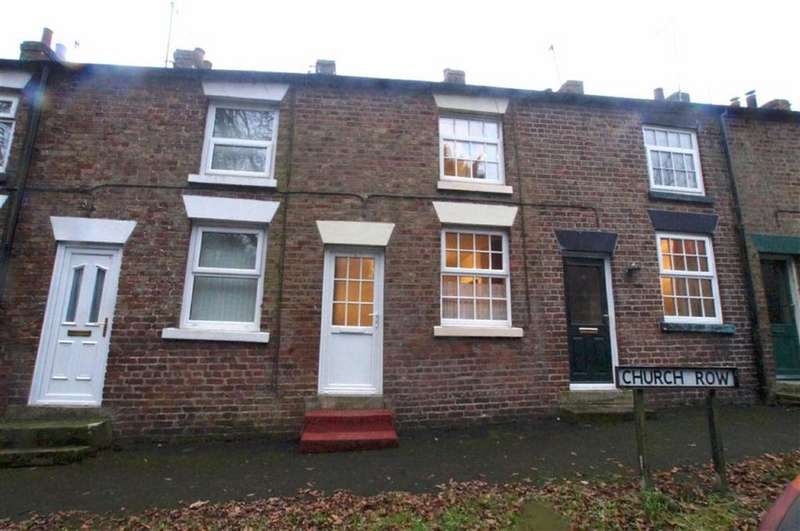 2 Bedrooms Terraced House for sale in Church Row, Wold Newton, East Yorkshire