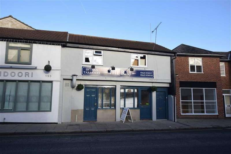 1 Bedroom Apartment Flat for sale in High Street, Maldon, Essex